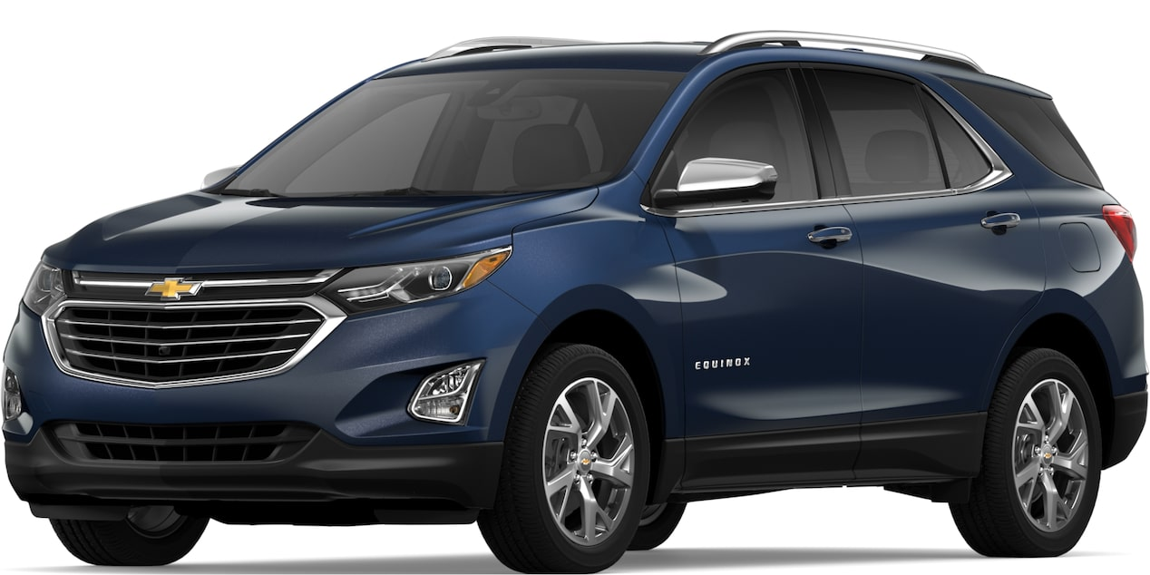 2019 Equinox in Storm Blue Metallic