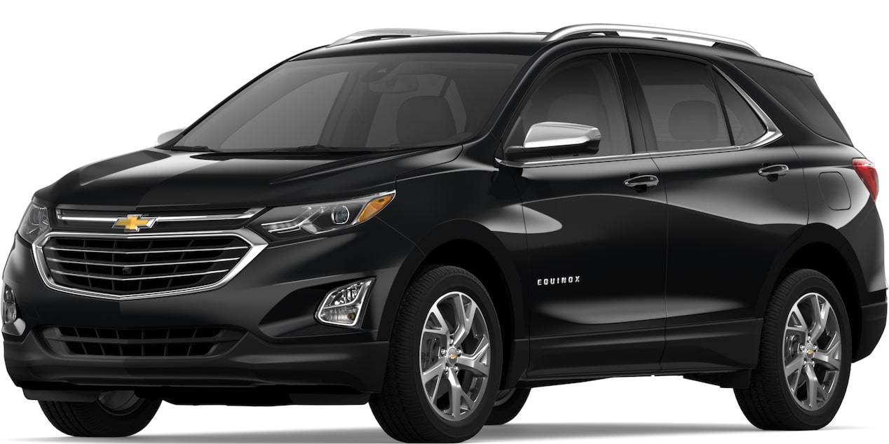 2019 Equinox in Black