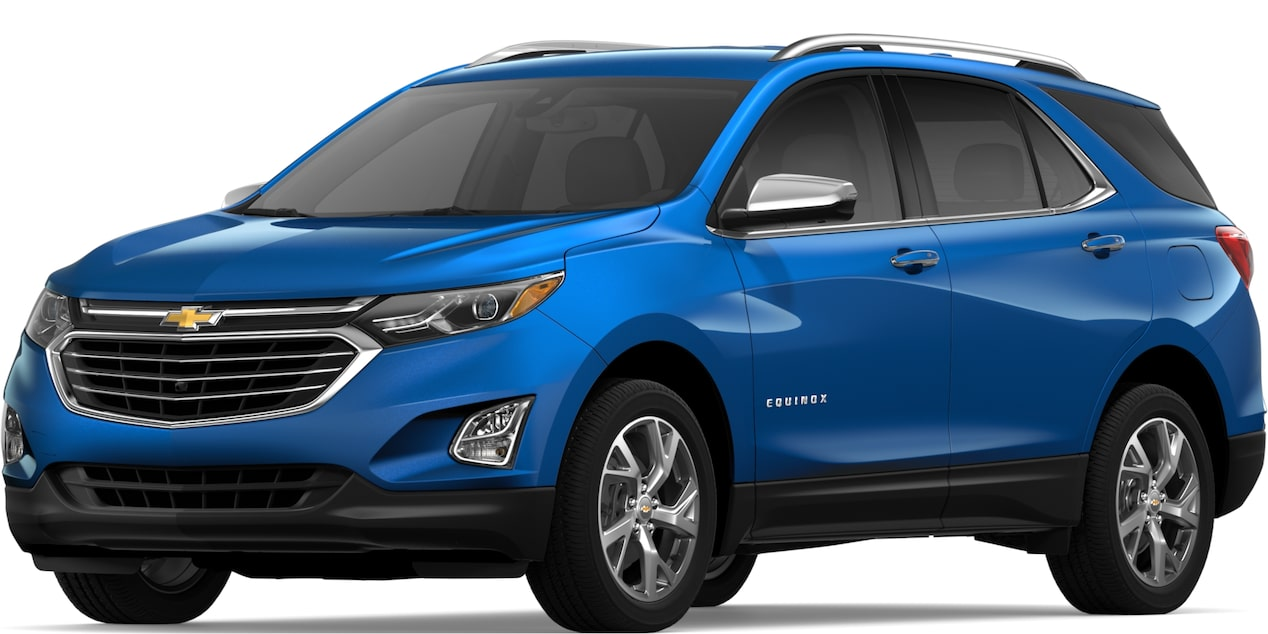 2019 Equinox in Kentic Blue Metallic