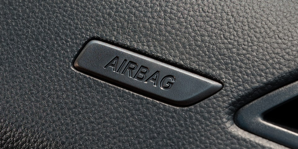 Captiva SUV Crossover Airbags