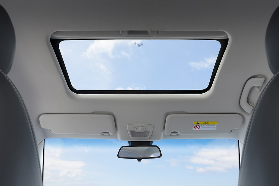 Captiva SUV Crossover Power Sunroof