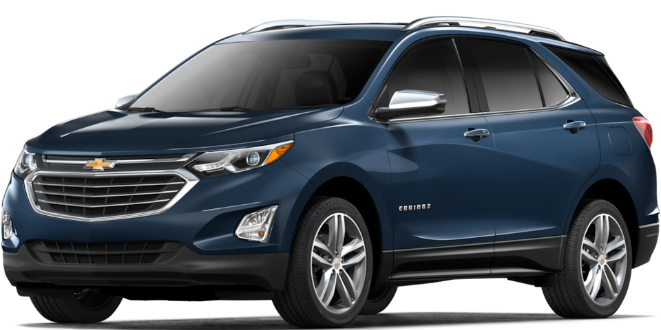 2018 Equinox in Strom Blue Metallic