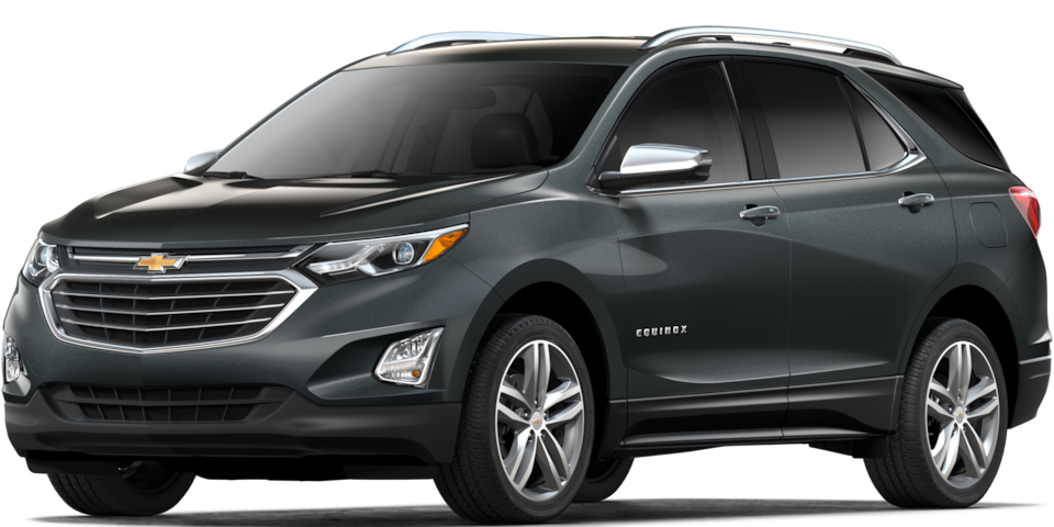 2018 Equinox in Nightfall Grey Metallic