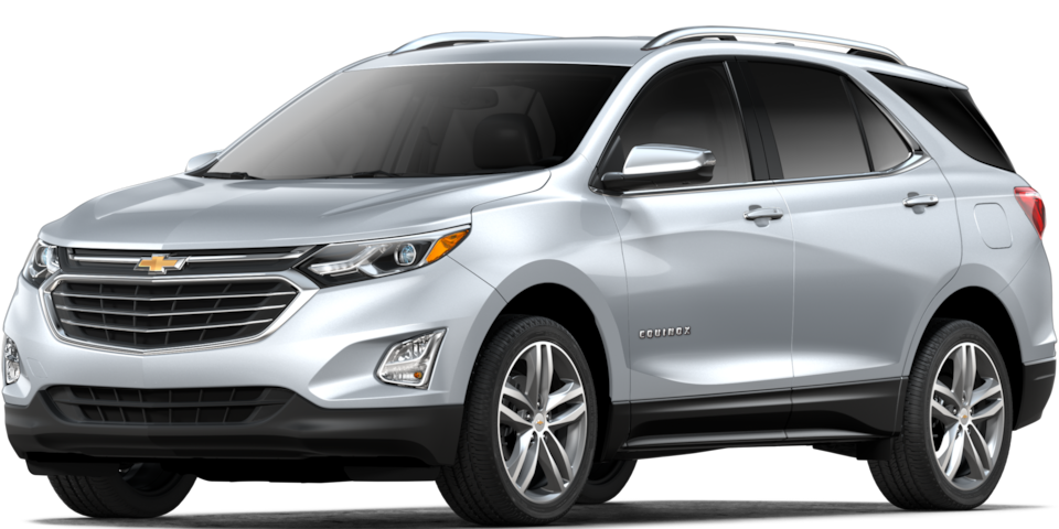 2018 Equinox in Silver Ice Metallic
