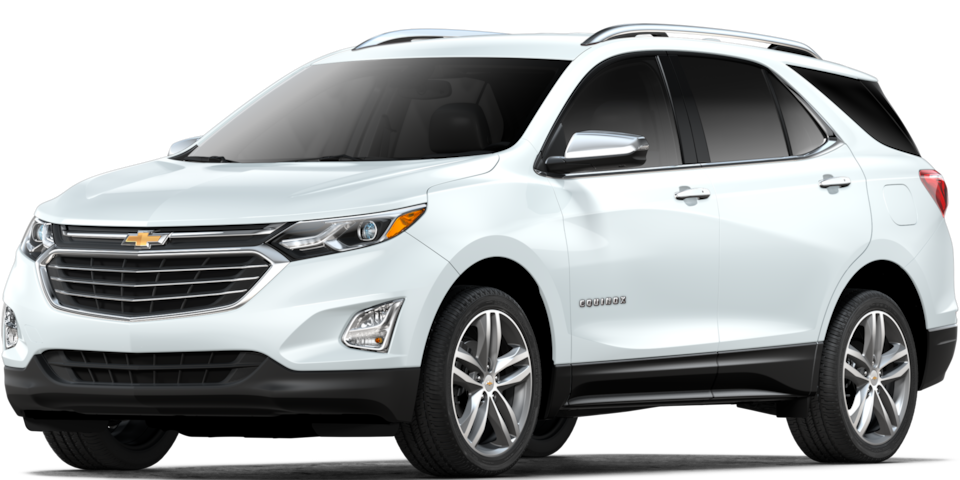 2018 Equinox in Summit White