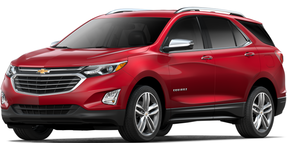 2018 Equinox in Cajun Red Tintcoat