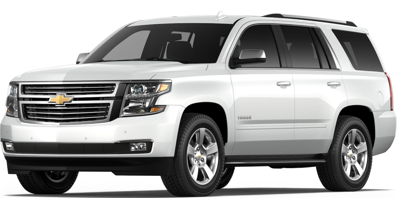 2019 Tahoe in Iridescent Pearl Tricoat