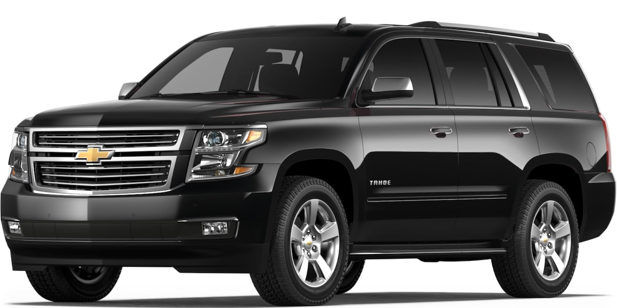 2019 Tahoe in Black