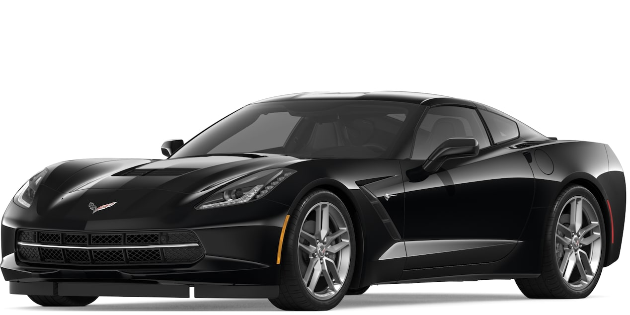 Covette Stingray Coupe in Black