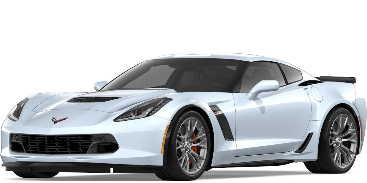 Corvette Z06 Coupe in Ceramic Matix Gray
