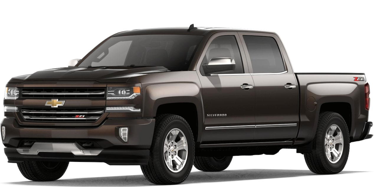 2018 Silverado LD in Havana Metallic