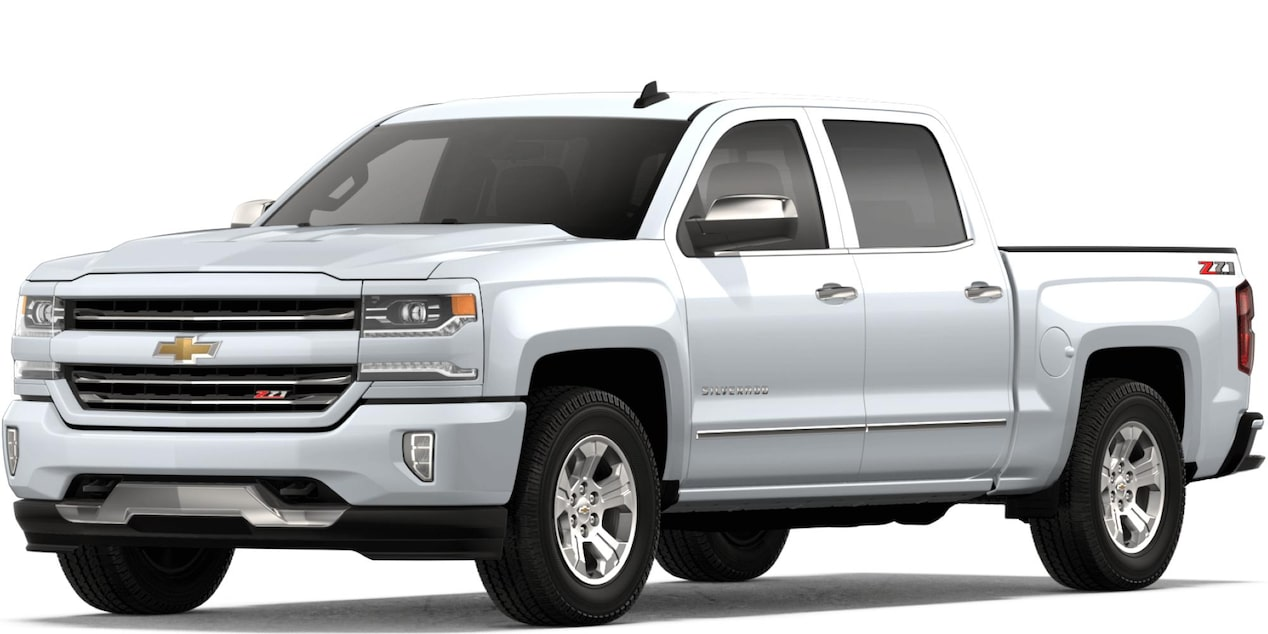 2018 Silverado LD in Summit White