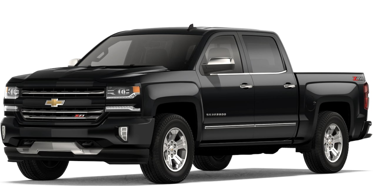 2018 Silverado LD in Black