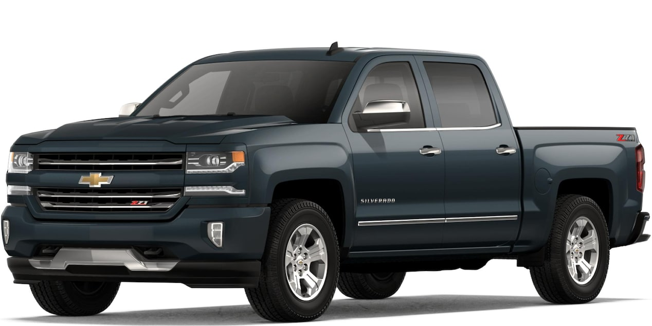 2018 Silverado LD in Graphite Metallic