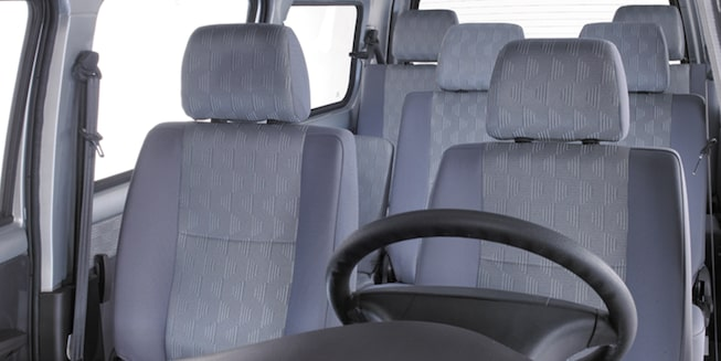 2018 Move Interior Photo: Interior Passenger Seating