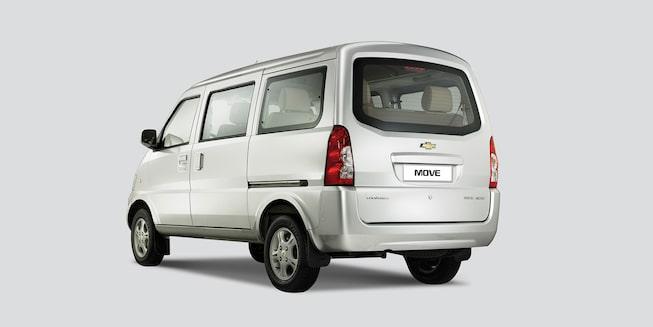 Chevrolet Move 2019 Chevrolet Move Passenger Van In Egypt