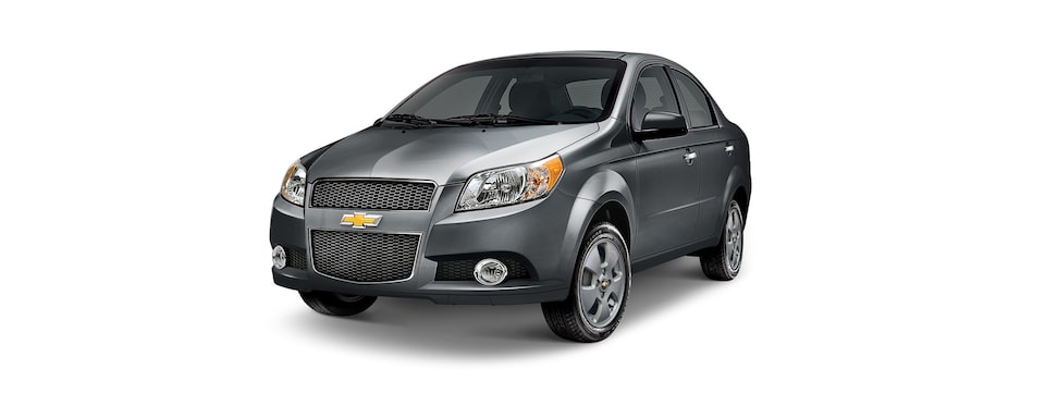 2018 Aveo Dark Denim Grey