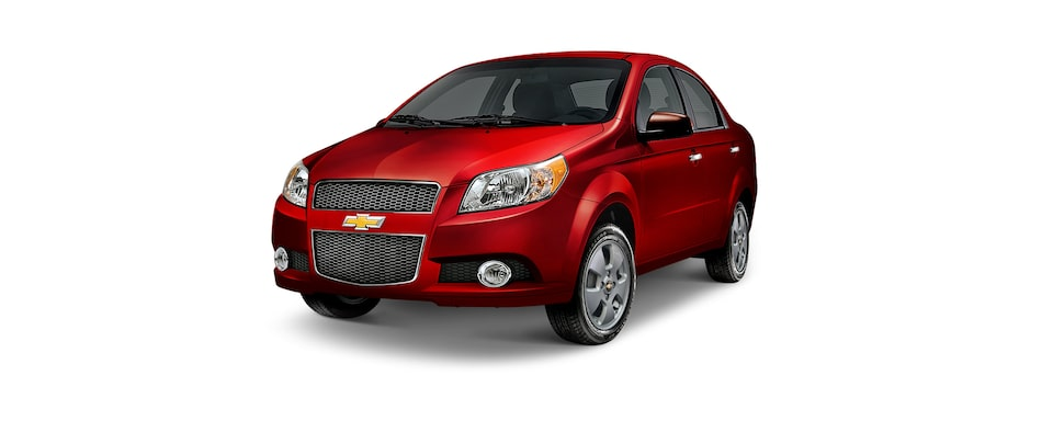 2018 Aveo Flame Red
