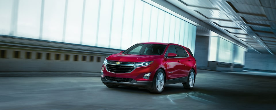 2018 Equinox new generation safety