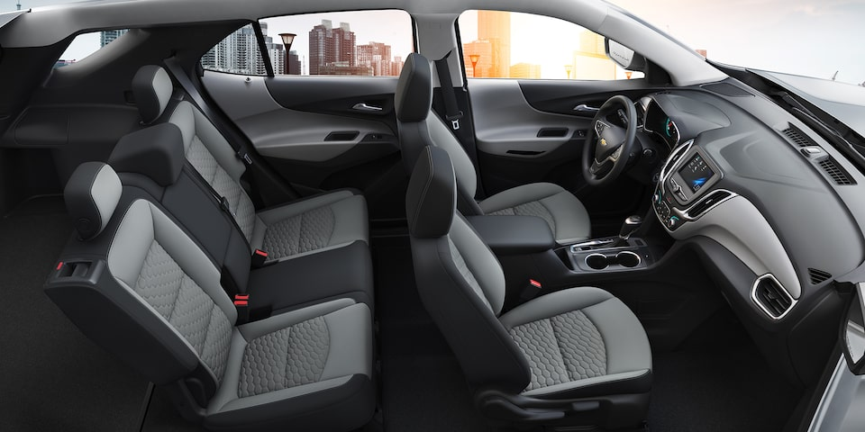 2018 Equinox Technology All Around:  Rear Seat Reminder