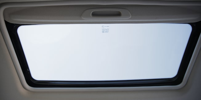 2018 Optra Interior Photo: Sunroof