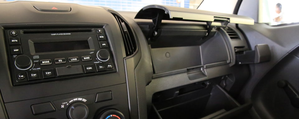 2018 TSeries Features for you: interior shot