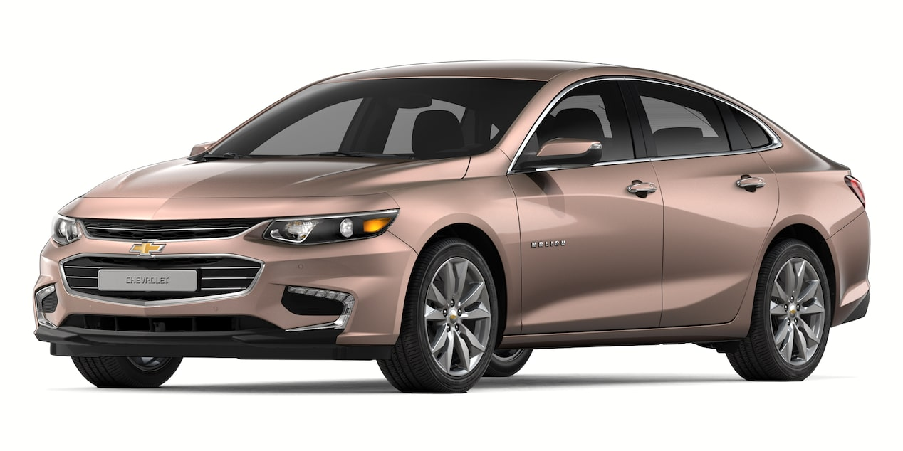 2018 Malibu in Coppertino Metallic
