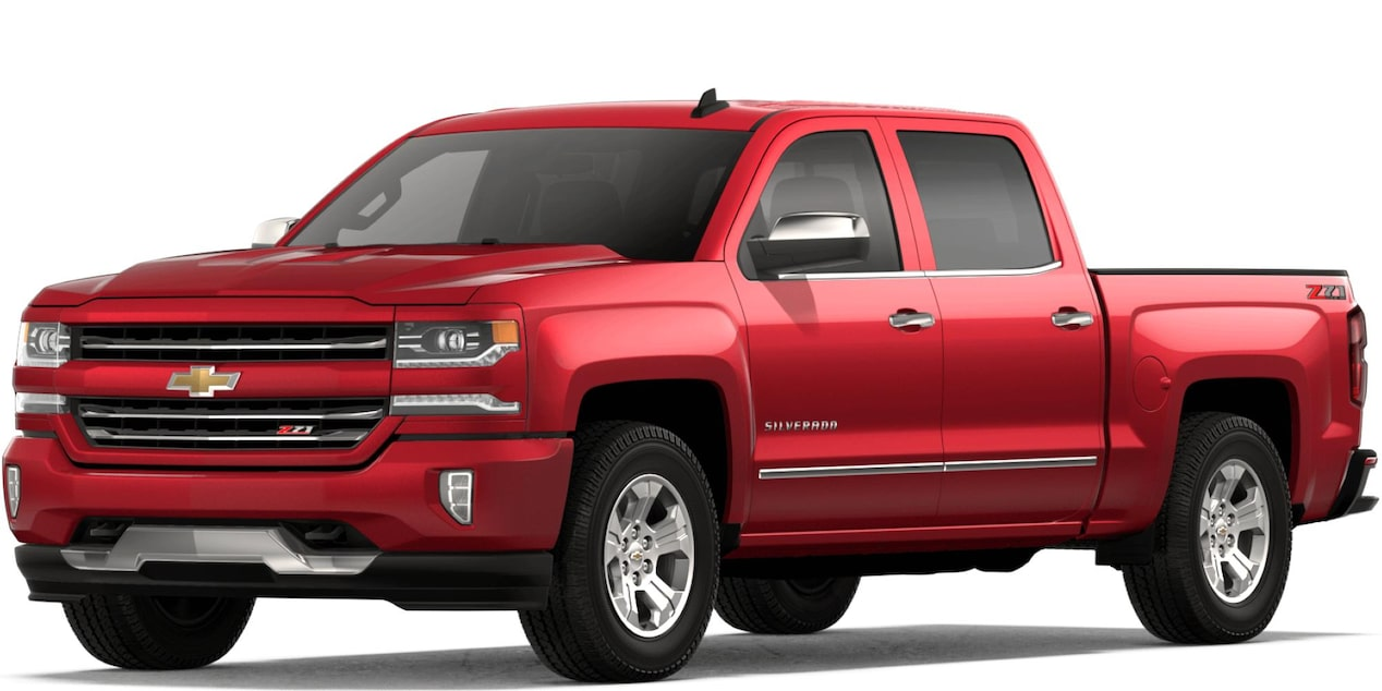2018 Silverado LD in Cajun Red Tintcoat