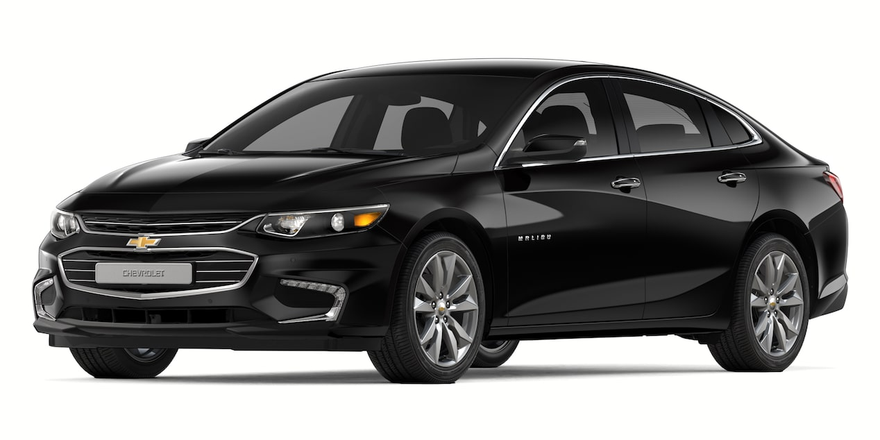 2018 Malibu in Black Meet Kettle Metallic