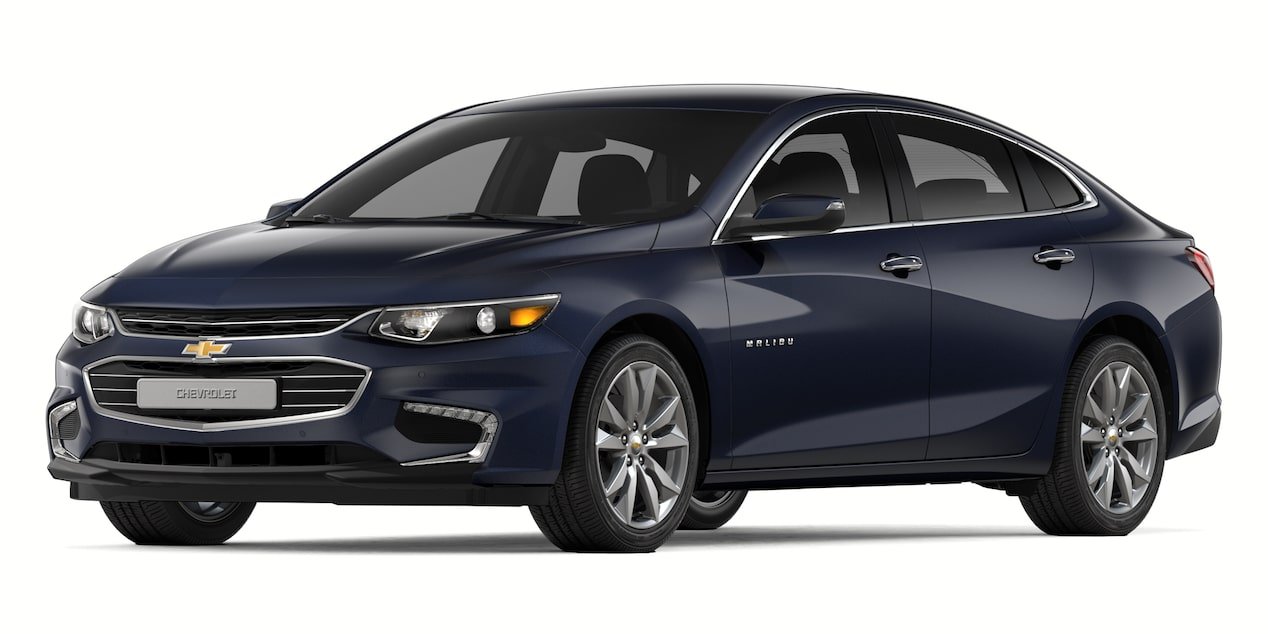 2018 Malibu in Old Blue Eyes Metallic