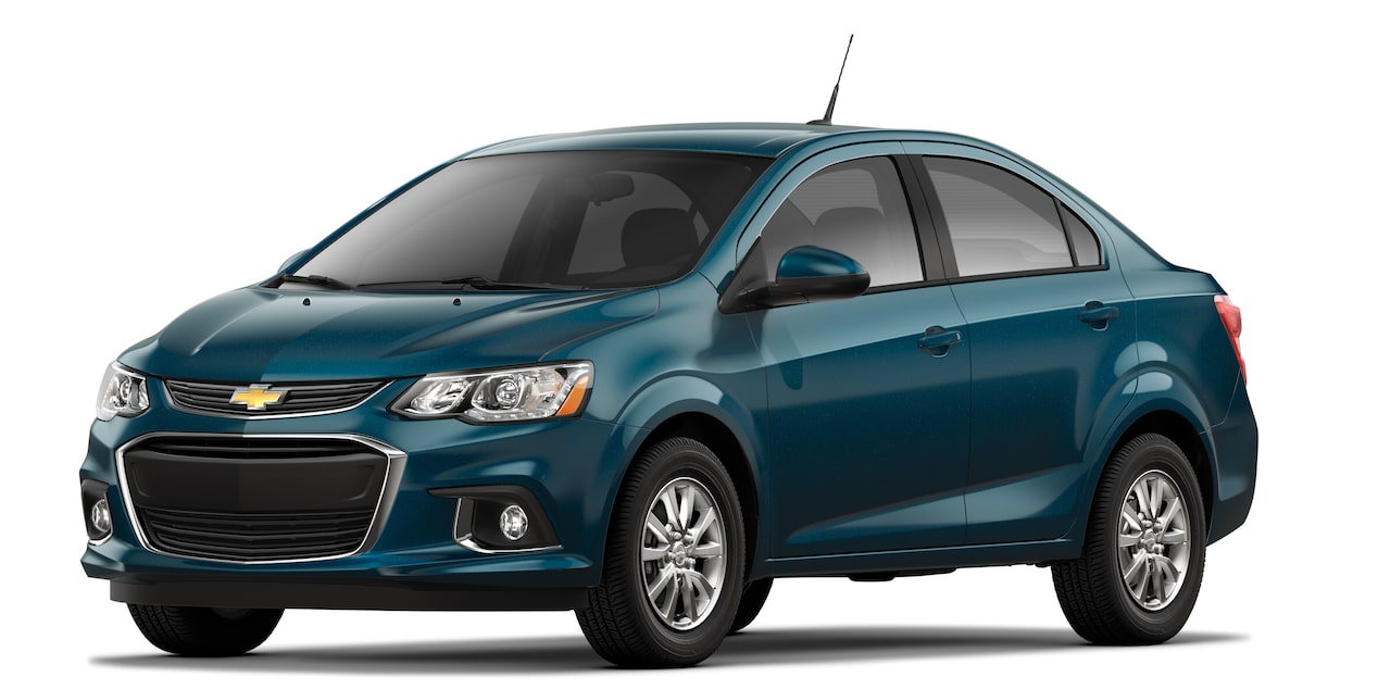2019 Aveo in Seeker Metallic