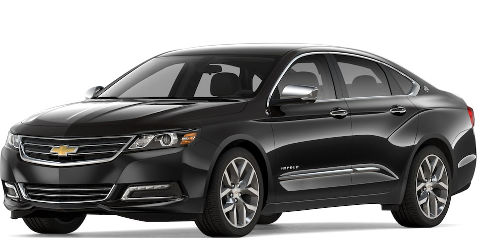 2019 Impala in Mosaic Black Metallic