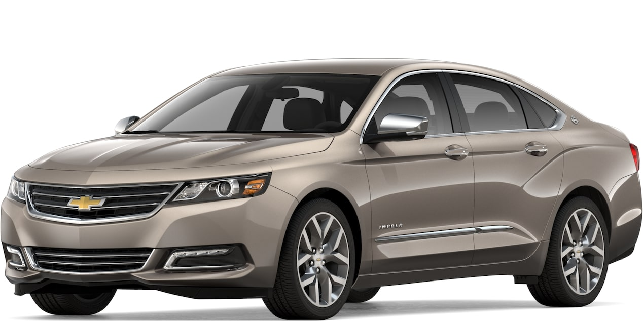 2019 Impala in Pepperdust Metallic