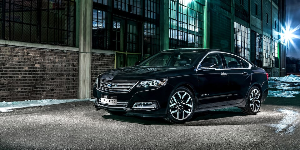 2019 Impala Midnight Edition
