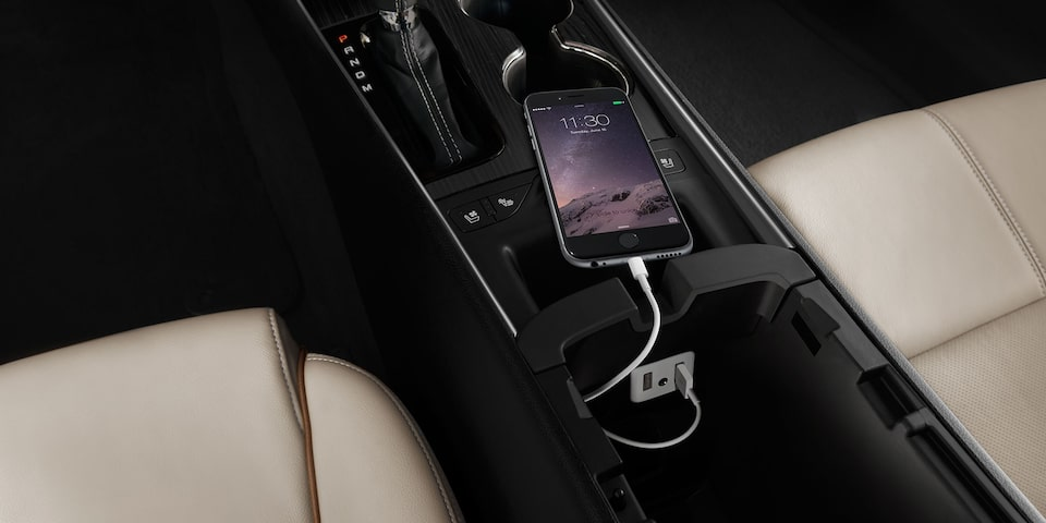 2019 Impala Full-Size Car Technology: charging