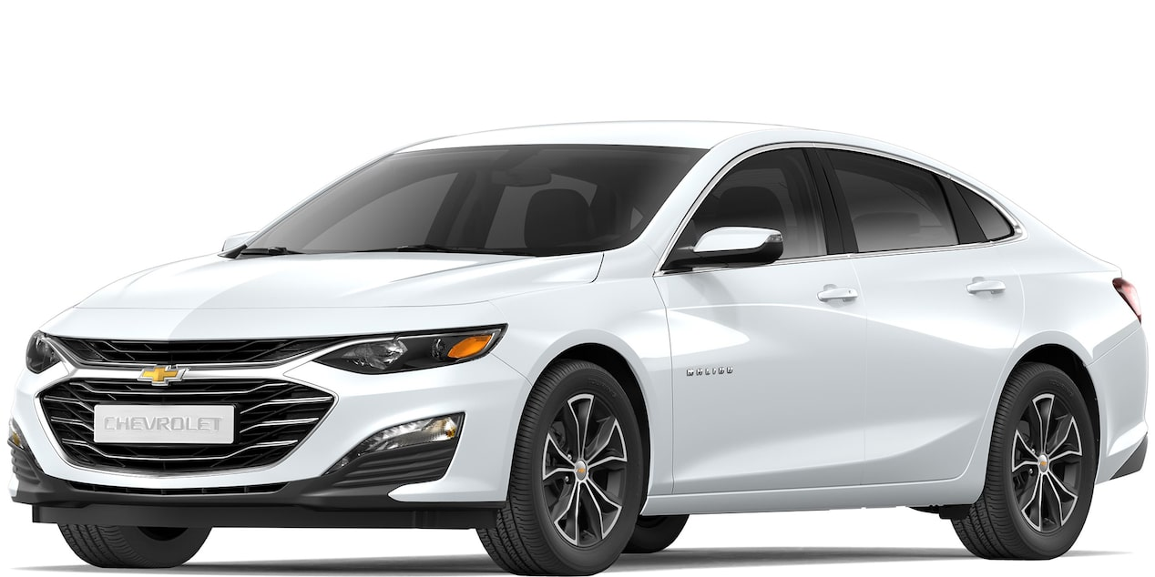 2019 Malibu SUMMIT WHITE