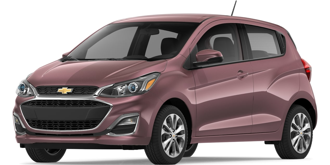 2019 Spark in Merry Berry Metallic