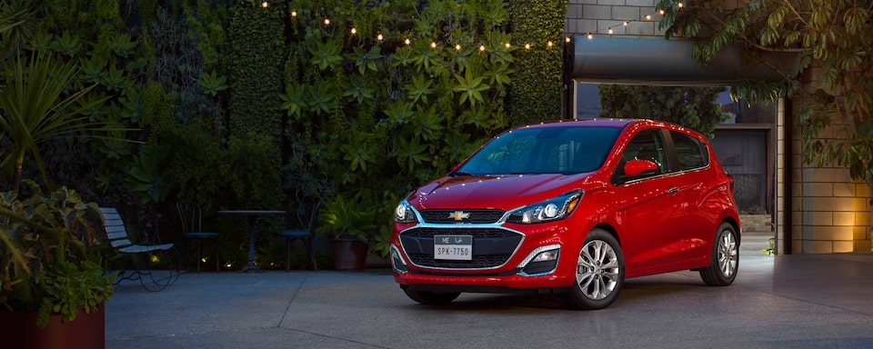 2019 Spark in Red