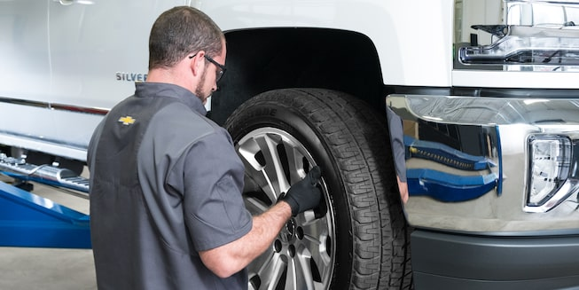 Chevrolet Complete Care: 24/7 Roadside Assistance