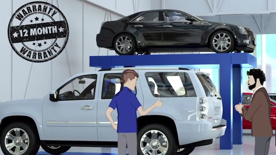 GM Remanufacturing Video Thumbnail