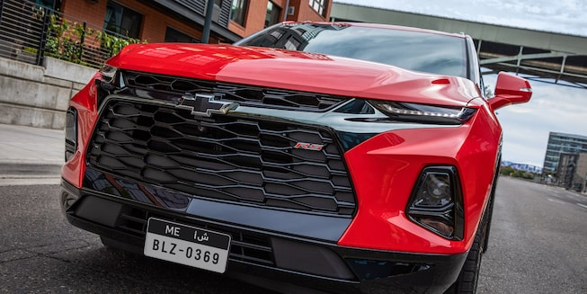 2020 Chevrolet Blazer Sporty SUV Handsfree Liftgate