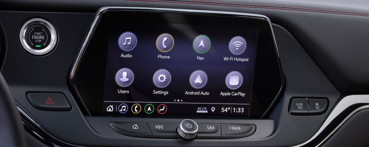 Chevrolet Infotainment 3 System