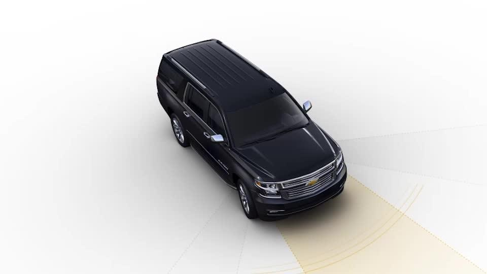 2019 Suburban SUV Front Safety: Forward Auto Braking