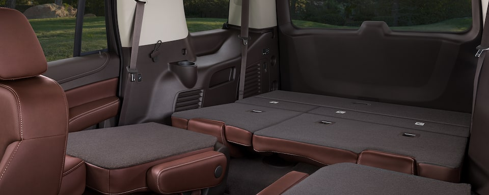 2019 Tahoe Full-Size SUV Design: cargo space