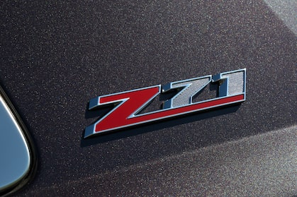 Tahoe Z71 Badge