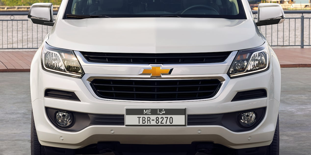 2019 Trailblazer Best 7-Seater SUV: front fascia