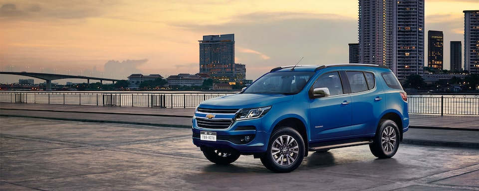 2019 Trailblazer Best 7-Seater SUV