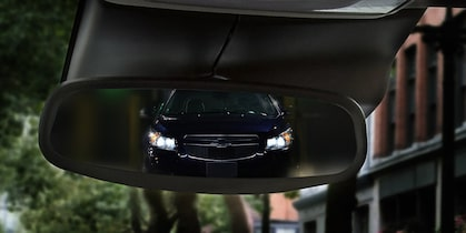 Electrochromic Rearview Mirror