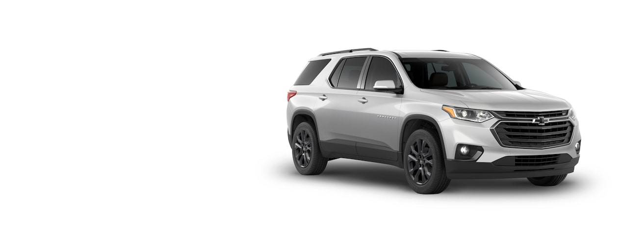 2019 Traverse Midsize SUV: Trims