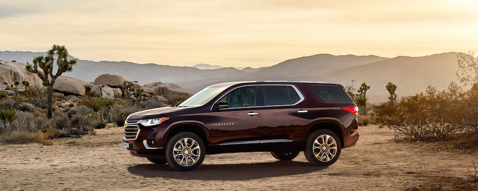 2019 Chevrolet Traverse Midsize SUV